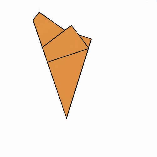 Как делать звезду из оригами 95