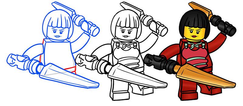 крупных размеров лего ниндзя го картинки как нарисовать что рост популярности