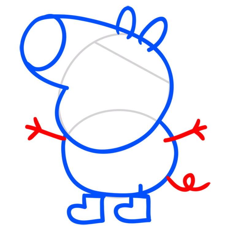 Свинка Джордж05