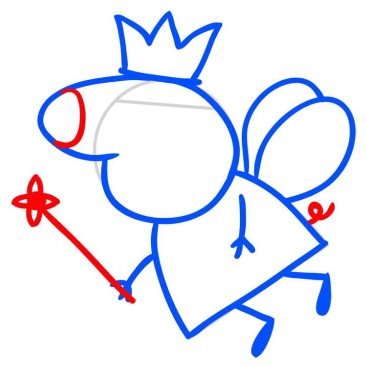 128Как нарисовать морских свинок карандашом поэтапно