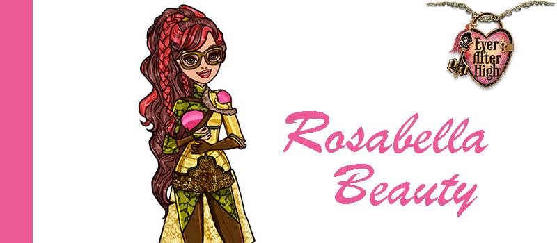Поэтапный урок по рисованию Розабеллы Бьюти